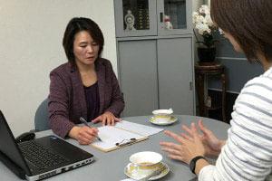 さいたま市の結婚相談所KMAで入会手続きをする