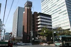 さいたま市大宮の武蔵野銀行本店