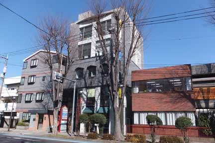 埼玉県さいたま市浦和区KMA本部外観