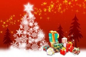 幻想的なクリスマス