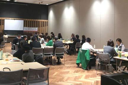 埼玉中小企業家同友会でCRS企業と交流