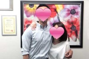 埼玉在住30代女性会員の成婚-1