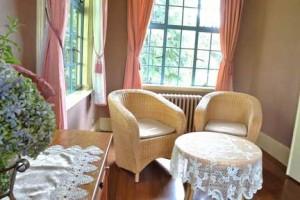 浦和ワシントンホテルのソファー