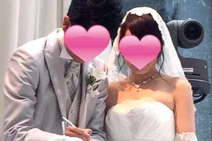 結婚式誓いの言葉