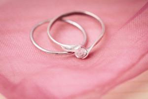 結婚指輪を贈る