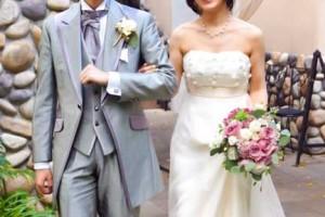 お見合い結婚したカップル