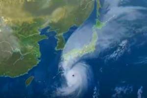 2017年台風21号