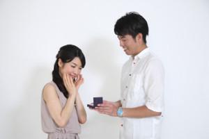 40代男性会員のプロポーズ