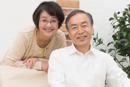 婚活60代男性と女性