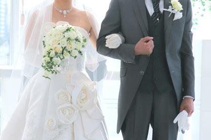 54歳で結婚した女性会員が成婚のご挨拶