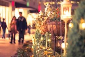 クリスマス・デートにプチ・プロポーズ