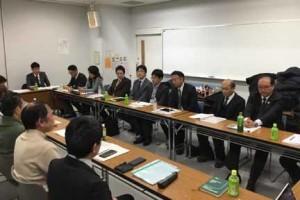 埼玉中小企業家同友会・大宮南支部幹事会
