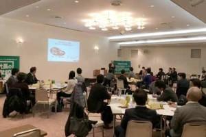 埼玉同友会例会の講演