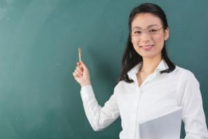 定例研修会 基調講演講師の女性