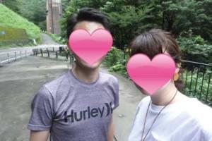 避暑で軽井沢を訪れる成婚者
