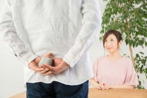 家事手伝い婚活女性に男性からプロポーズ
