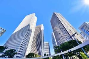 新宿高層ビルの結婚情報サービス会社