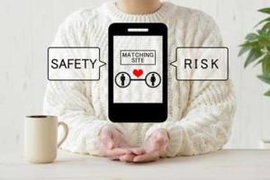リスクが不安な婚活サービス