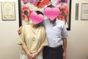 60代熟年カップルが成婚退会